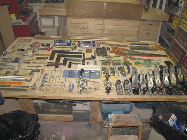 woodworking beginner hand tools