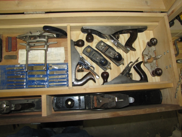 Main Right Compartment