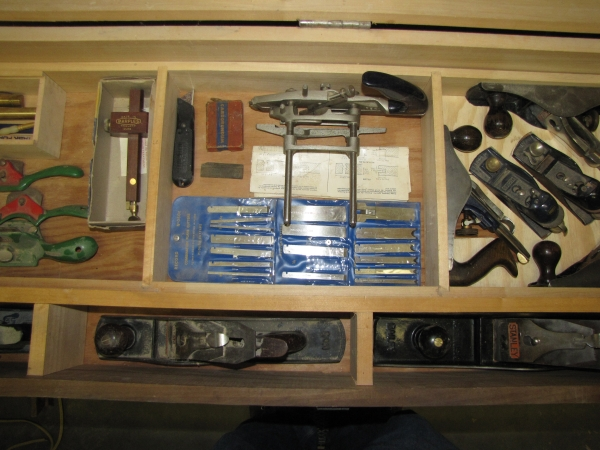 Main Center Compartment